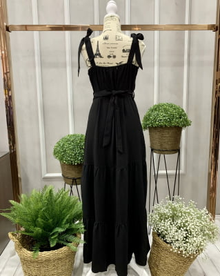 VESTIDO BETTY - PRETO